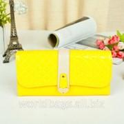 Женский кошелёк Veidani 1026-2 желтый фото
