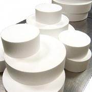 Форма муляжная для торта круглая 45см, Италия фото