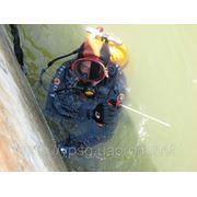 Подводная сварка и резка фото