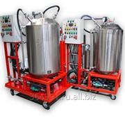 Маслоочистительное оборудование под все виды масел. фото