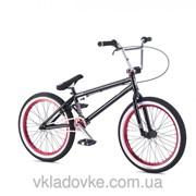 """Велосипед BMX 2014 WTP ARCADE TT 20.25"""" черный фото"""