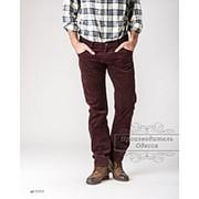 Мужские вельветовые брюки № 3665