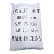 Щавелевая кислота (Китай) фото