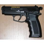 Пистолет стартовый EKOL ARAS Compact (чёрный) фото