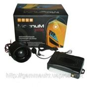 Установка сигнализации GSM с автозапуском (Magnum 840 GSM) фото