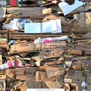 Переработка макулатуры. Утилизация отходов, мусора. Сбор и переработка бытовых отходов. фото