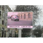 Реклама на відеоборді фото