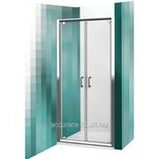 Дверь для душа 90*190 см. Roltechnik LLDO2/900 фото