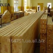 Брус клееный для деревянного дома фото