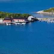 Рыбалка в центральной Норвегии, Северный Тронделаг, рыболовный комплекс Вик фото