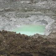 Комплексное каолин-кварц-полевошпатовое сырьё фото