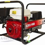 Генераторы бензиновые 220, 220/380В фото