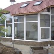 Окна и двери металлопластиковые, алюминиевые. Монтаж, ремонт. фото