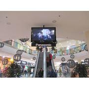 "Видео реклама в торговом центре ""Sky Mall"" (Скай Молл) фото"
