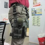 Кобура тактическая набедренная для пистолета АПС фото