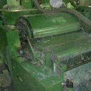 ЧМД-РК чесальная машина для разволокнения текстильных, швейных отходов фото
