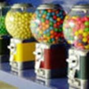 Автоматы торговые механические фото