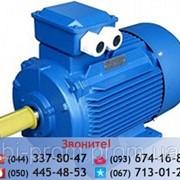 Общепромышленный электродвигатель АИР80 B6, 1,1 кВт, 1000 об/мин, IM1081 фото