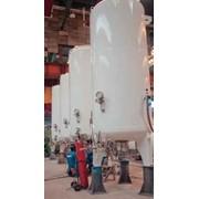 Криогенные резервуары для технических газов фото