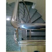 Лестницы для дачи, лестницы из нержавейки фото