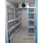 Холодильные и морозильные камеры для складов фото