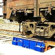 Весы вагонные динамические ВЭТ-30ВДО фото