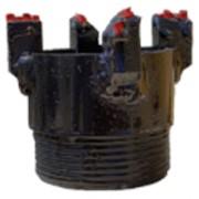 Буровая коронка М-5 Д151 на 127-ю трубу фото