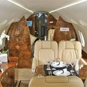 Пассажирские версии салона самолетов.Embraer Legacy 600 (2007 г, 13 мест) фото