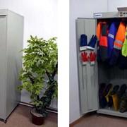 Шкаф для сушки спецодежды ШС-5И фото