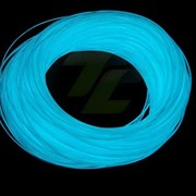 Холодный неон (гибкий) 1.4, 2.3, 3.2, 5.0 мм 2-го поколения (белый, зеленый, красный, лайм, синий, фиолетовый, желтый) фото