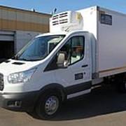 Ford Transit фургон-рефрижератор 470E фото