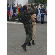 Рукопашный бой ВДВ. фото