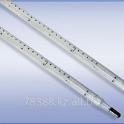 Термометр лабораторный ТЛС-4, 3 (+50+105)-0,1 ТУ У 33.2-14307481-035:2005 фото
