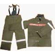 Боевая одежда пожарных фото