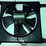 Вентилятор радиатора в сборе Nexia // Onnuri(только моторчик) фото