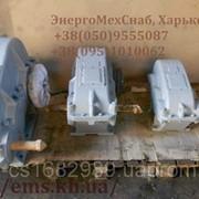 Редуктор на ход крана цилиндрический двухступенчатый рк 500 - 8 - 21 фото