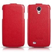 Чехол Icarer для Samsung N7100 Galaxy Note 2, красный фото