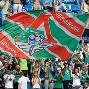 Спортивный флаг фото