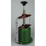 Прибор для демонстрации зависимости сопротивления проводника от его длины, сечения и материала фото