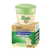 Крем-матрикс для лица для сухой и нормальной кожи, линия FACE & HAIR Collagen+ фото