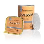 Grandorf 400г конс. Rabbit Влажный корм для взрослых собак Кролик фото