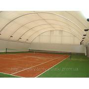 Накрытия для теннисных кортов фото