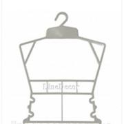 Плечики детские Рамка вешалка для детской одежды 1510 фото