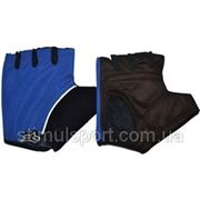 Перчатки для занятий фитнесом и езды на велосипеде FOX (р-ры:L,XL.) фото