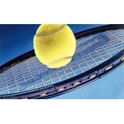 Cпарринг партнер по теннису фото