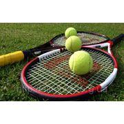 Тренер по теннису. фото