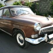 Прокат ретро автомобиля Газ 21 Волга 1959 г. фото