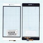 Сенсорное стекло (тачскрин) для Huawei P8 белое, Диагональ 5.2 фото