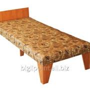 Кровать 0,8 ДСП (Катунь ТМ) фото