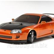 Автомобиль электрический 1/10 RC Toyota Supra TT02D Drift Spec фото